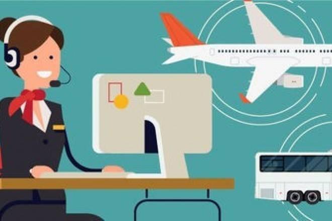 Agente de viajes o plataforma de internet
