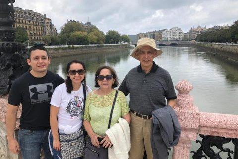 Familia Loaiza - Europa - Set 2018