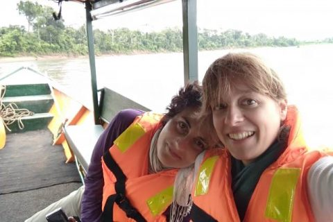 Paola & Luana – Puerto Maldonado 2019 1