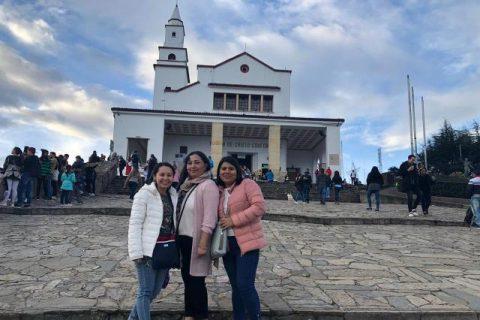 Silvana, Luisa y Karin - Bogota 2019